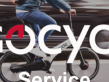 Gocycle årsservice inkl frakt