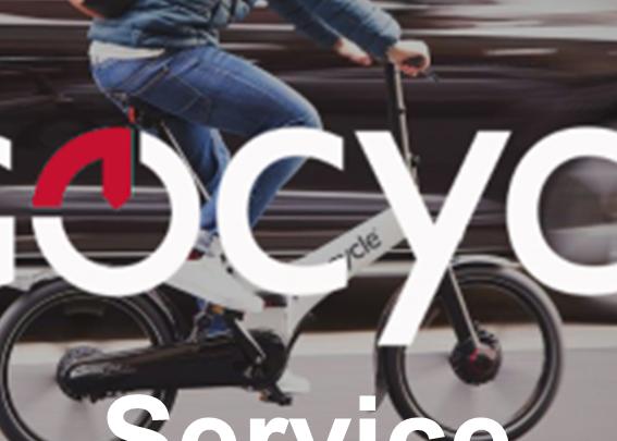 Årsservice på din Gocycle